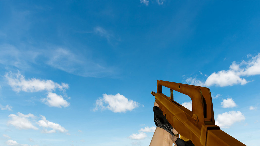 «Gold Weapons Pack V3» для CS 1.6