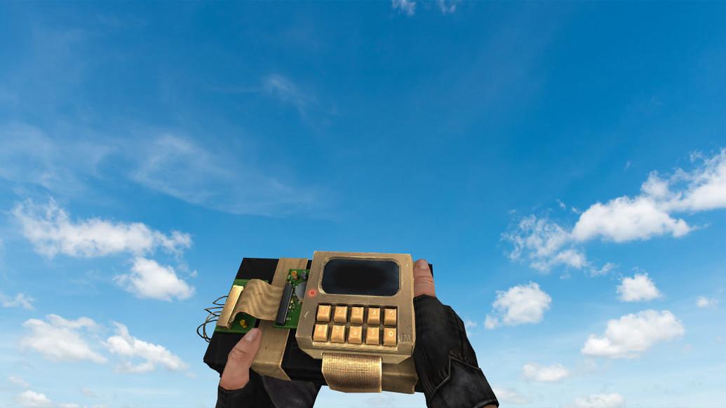 «Golden Weapon Pack» для CS 1.6