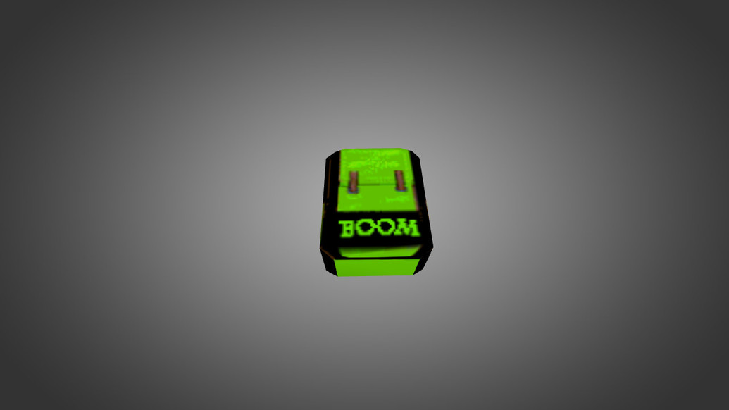 «Green Boom Backpack» для CS 1.6