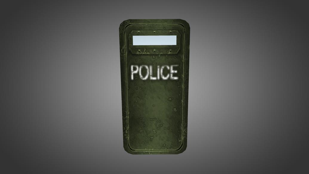 «Green Police Shield» для CS 1.6