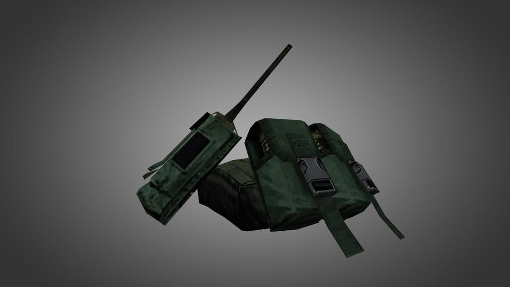«Green Thighpack» для CS 1.6