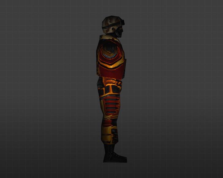 «GSG-9 H.E.V. Suit» для CS 1.6