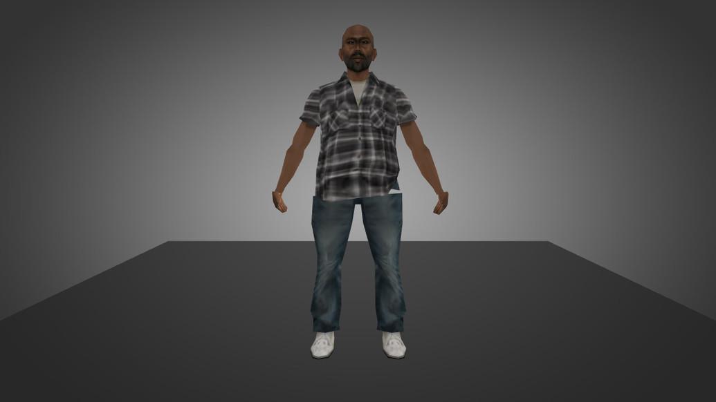 «GTA SA Neighbor» для CS 1.6