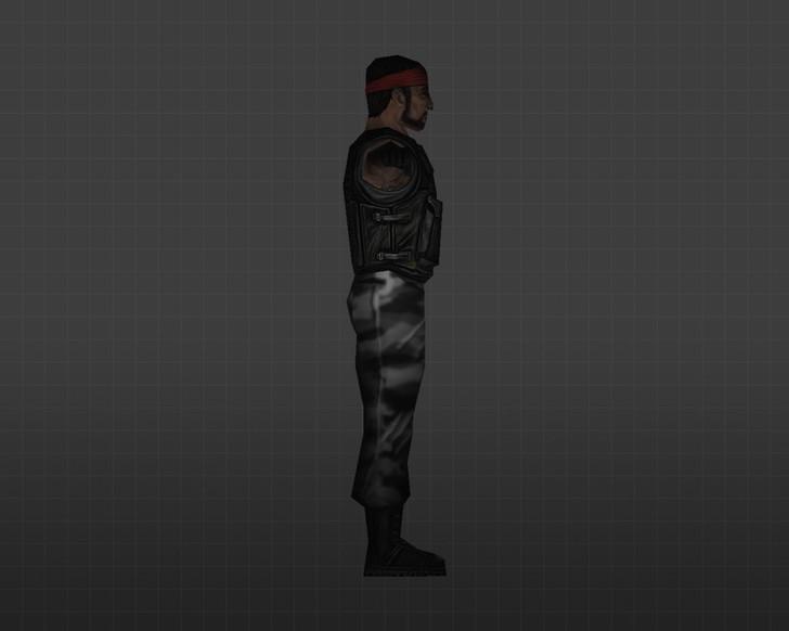 «Guerilla Городской камуфляж» для CS 1.6