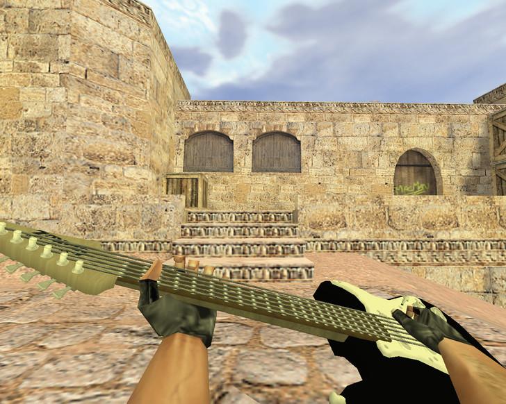 «Гитара» для CS 1.6