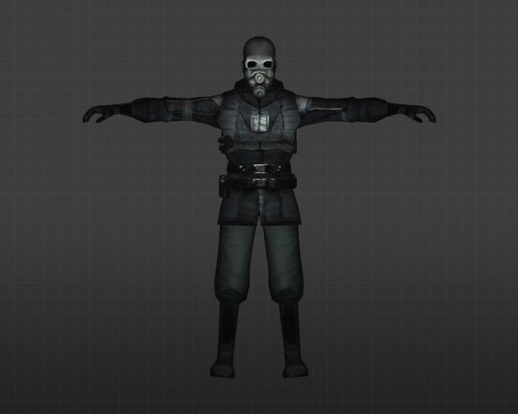 «Полиция Half-Life 2» для CS 1.6