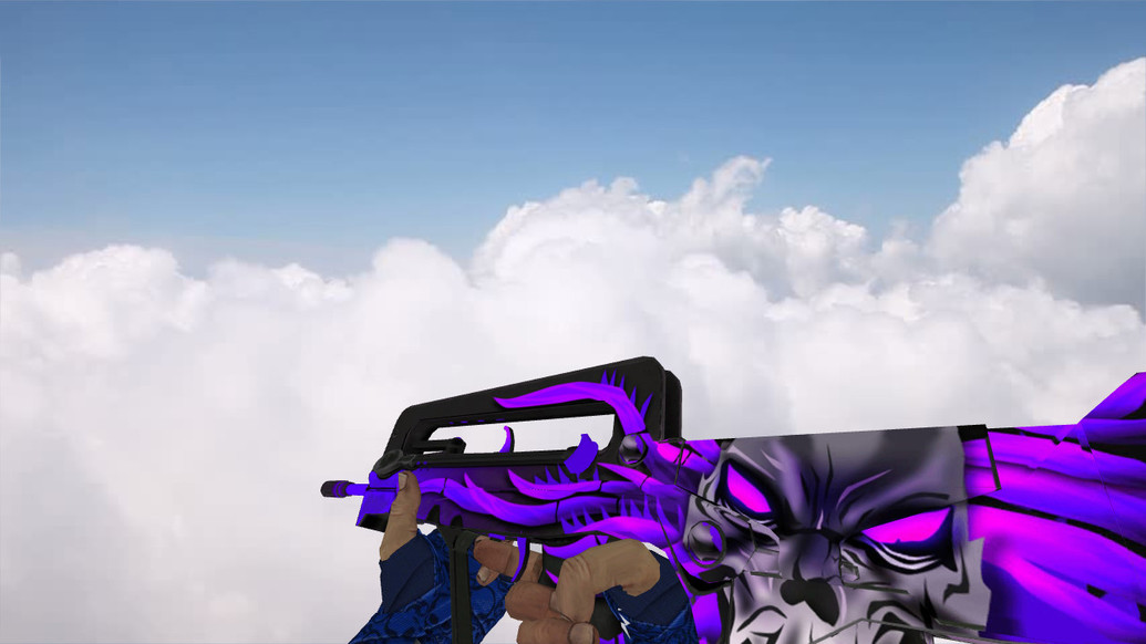 «Hand Wraps Cobalt Skulls Pack» для CS 1.6