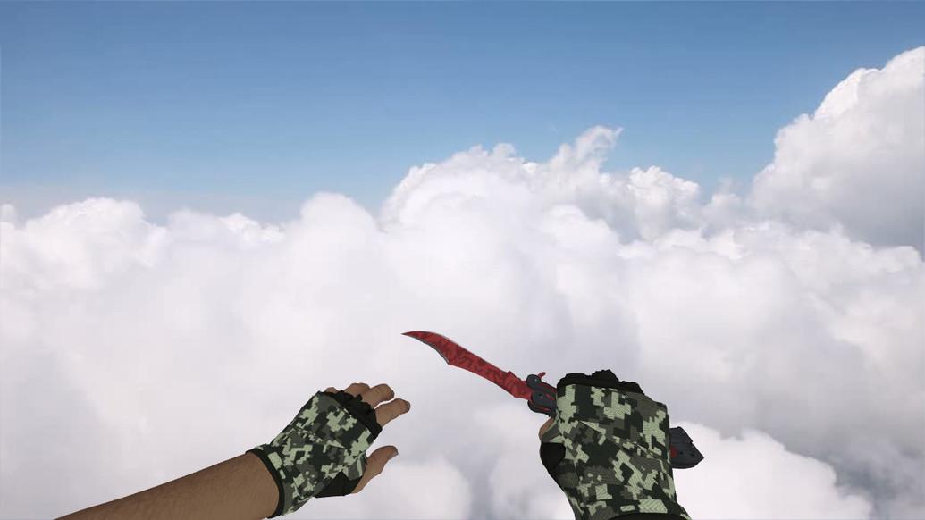 «Hand Wraps Spruce DDPAT Pack» для CS 1.6