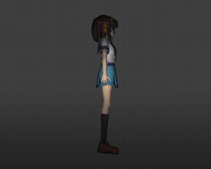 «Харухи Судзумия» для CS 1.6