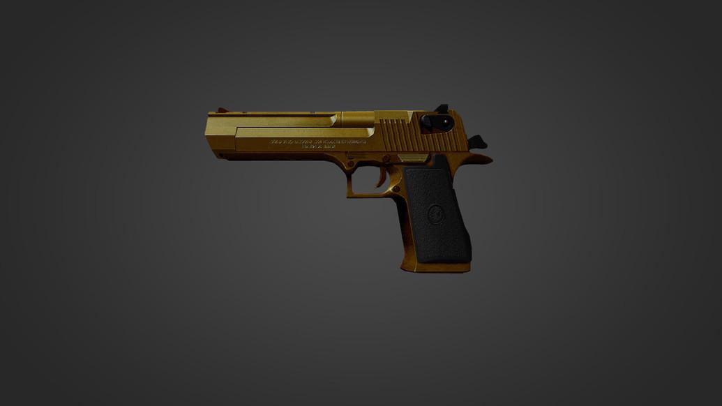 «Hav0c's Gold Deagle For Chicken» для CS 1.6