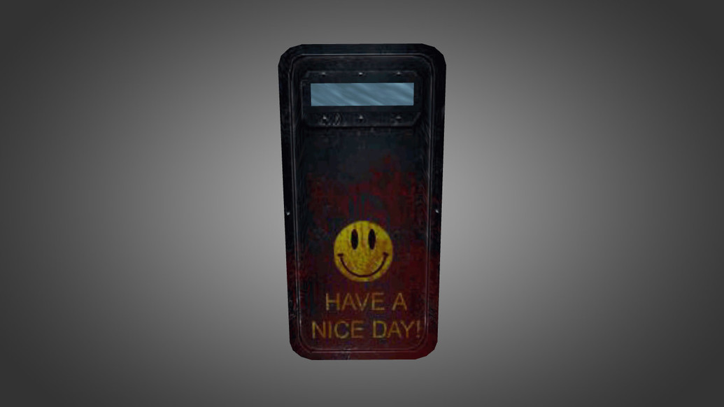 «Have a Nice Day Shield» для CS 1.6