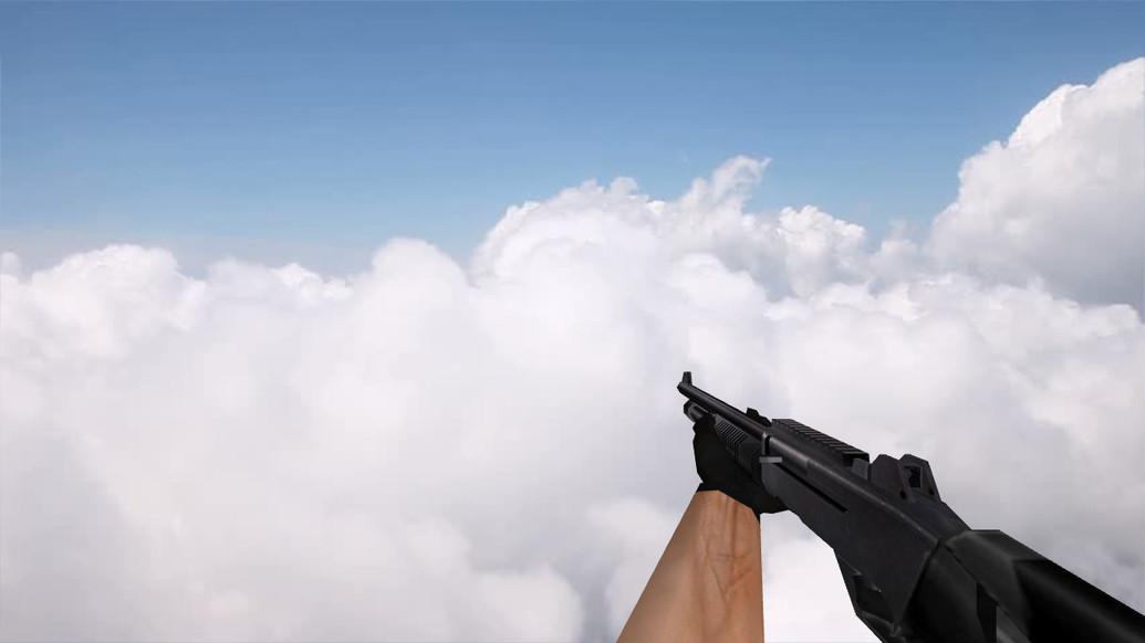 «HD пак моделей оружия» для CS 1.6