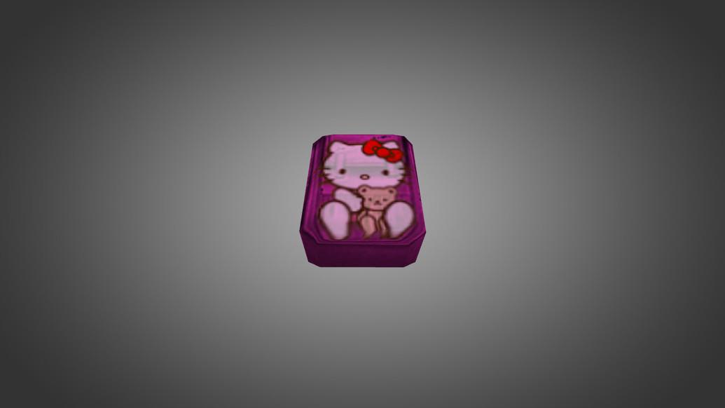 «Hello Kitty Backpack» для CS 1.6