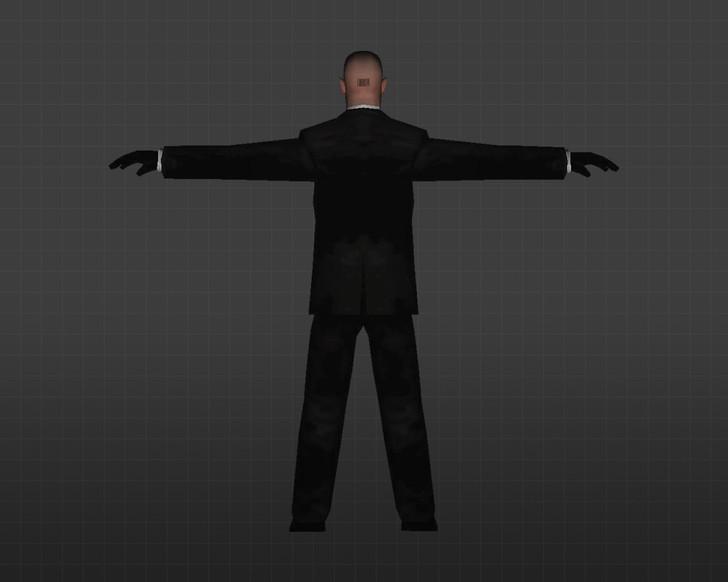 «Хитман» для CS 1.6