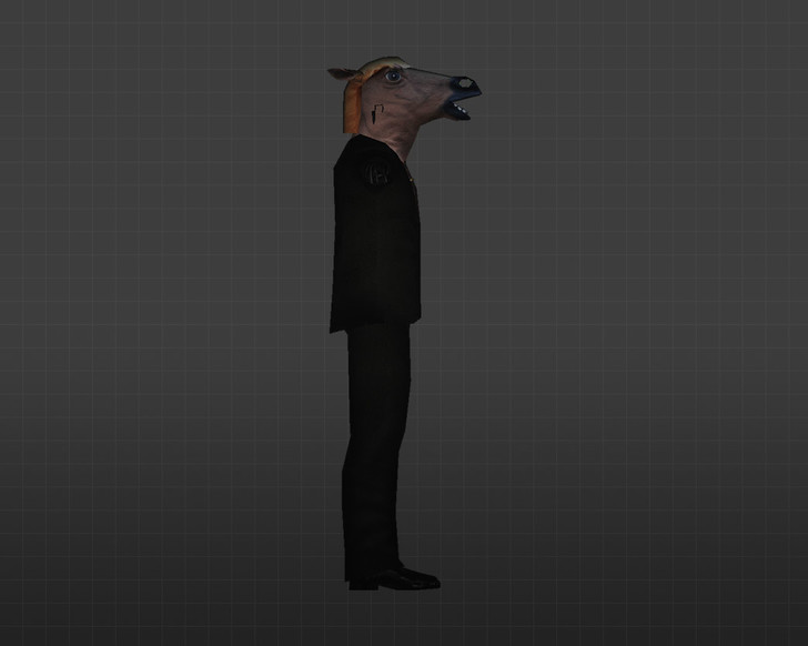 «Лошадинная голова» для CS 1.6