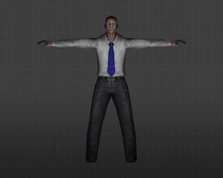 «Боевые заложники» для CS 1.6