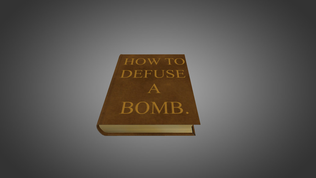 «How to Defuse a Bomb Book» для CS 1.6