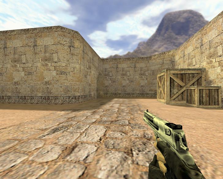 «HLTV-модели оружия» для CS 1.6
