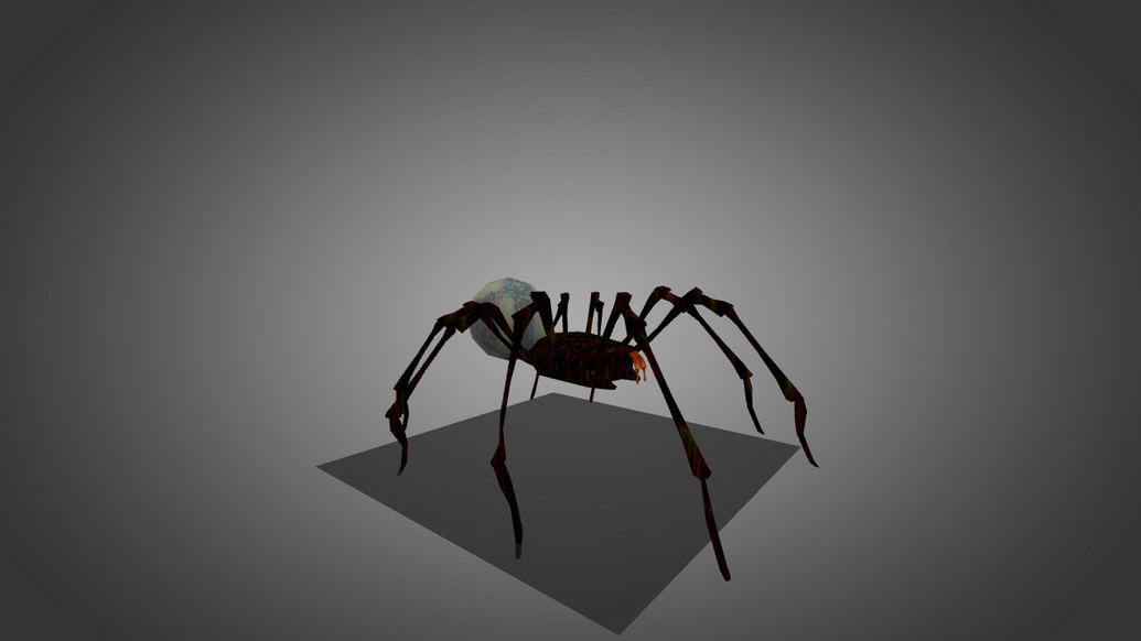 «Huge Spider» для CS 1.6