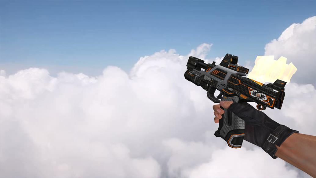 «Hunter Killer X-45» для CS 1.6