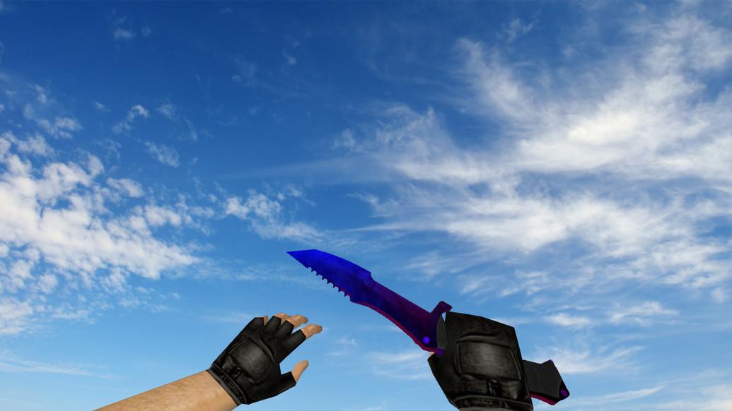 «Охотничий нож «PB»» для CS 1.6