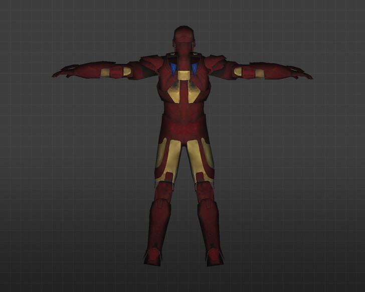 «Железный человек» для CS 1.6