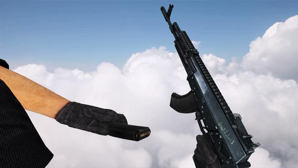 «Izmash AK12» для CS 1.6