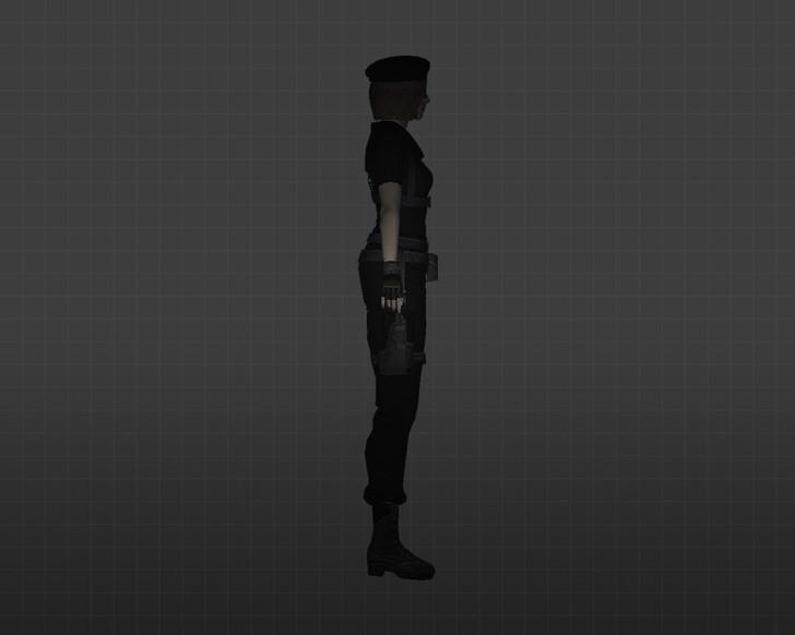 «Джилл Валентайн» для CS 1.6