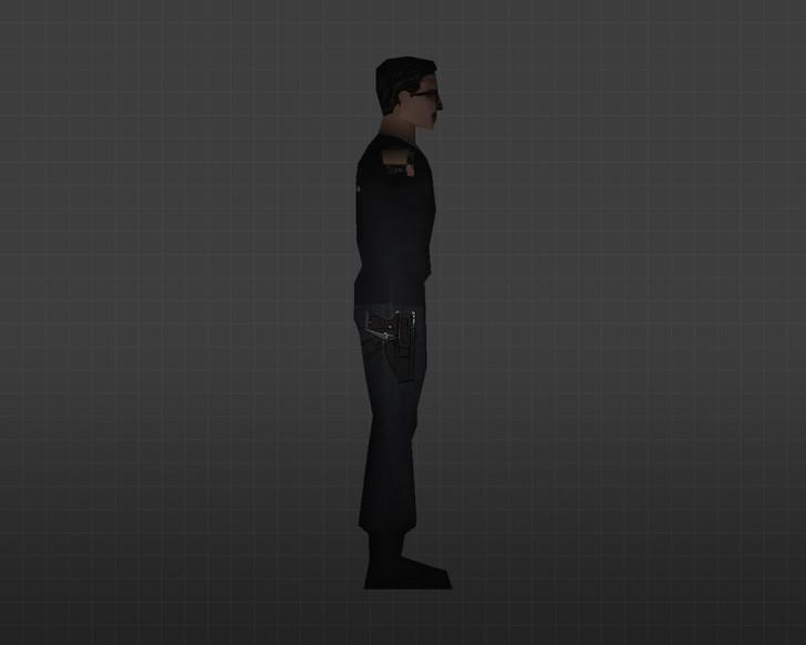 «Джим Гордон» для CS 1.6