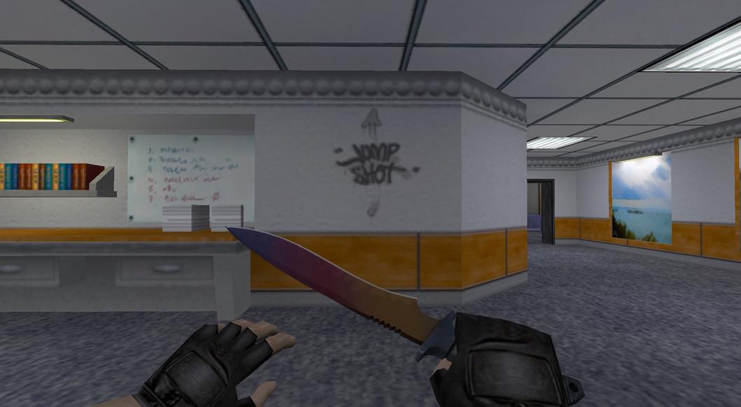 «Выстрел в прыжке» для CS 1.6