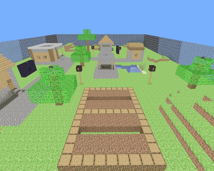 «ka_minecraft_boksar» для CS 1.6