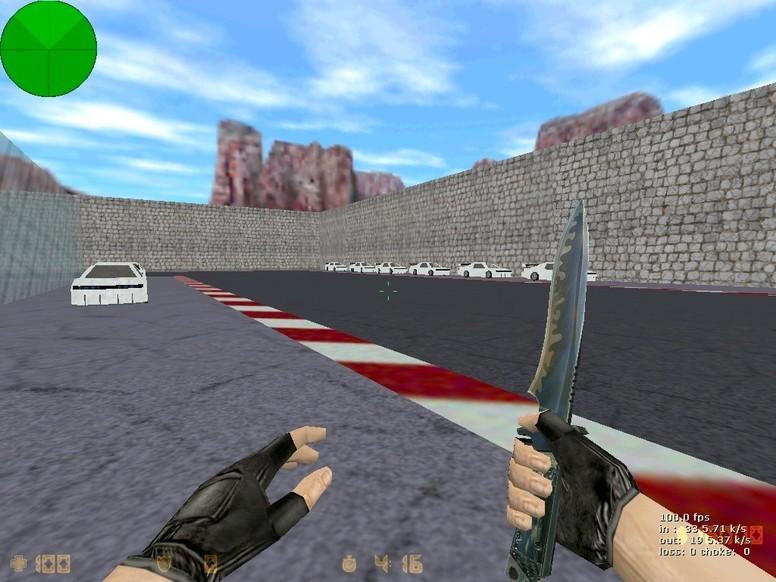«ka_speedoofroad» для CS 1.6