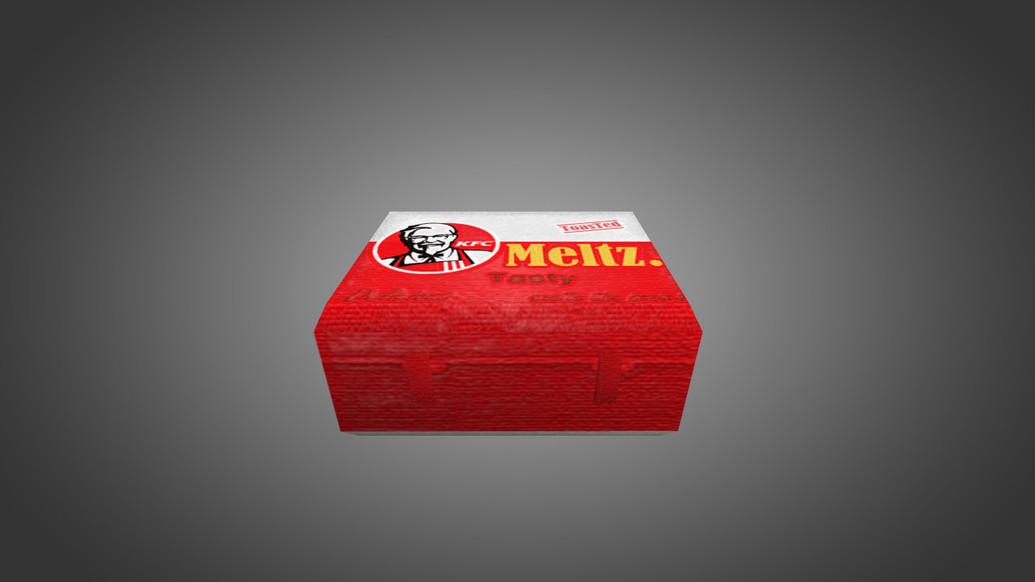 «KFC LunchBox Defuse Kit» для CS 1.6