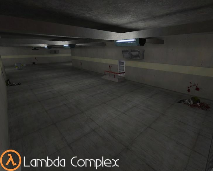«Lambda Complex BETA !» для CS 1.6