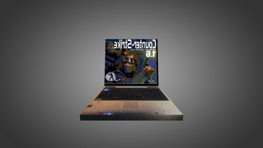 «Laptop for Defuse Kit» для CS 1.6
