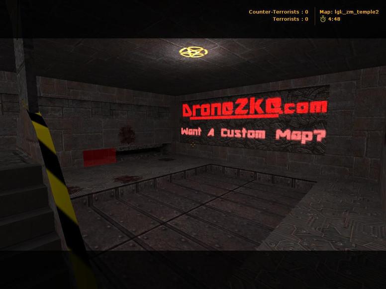 «LGK_zm_quake3» для CS 1.6