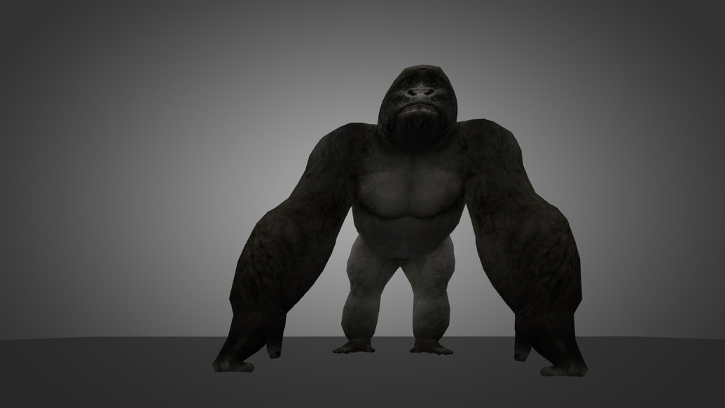 «Little Gorilla» для CS 1.6