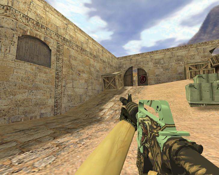 «M4A1 Орел» для CS 1.6