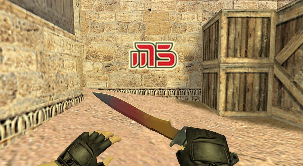 «M5 Logo» для CS 1.6