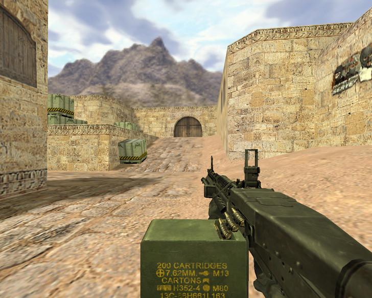 «М60 Свинья» для CS 1.6