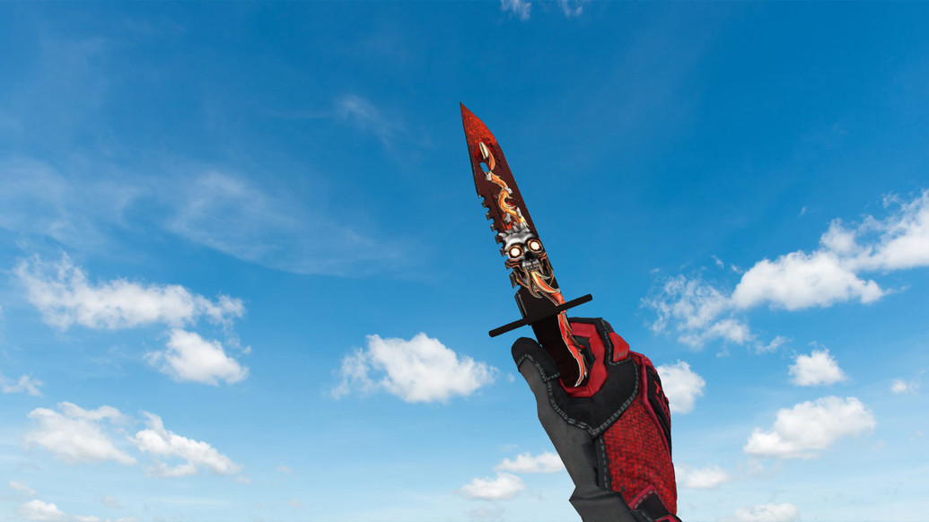 «Штык-нож M9 «Подтвержденное убийство»» для CS 1.6