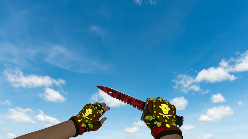 «Штык-нож M9 «Убийство»» для CS 1.6