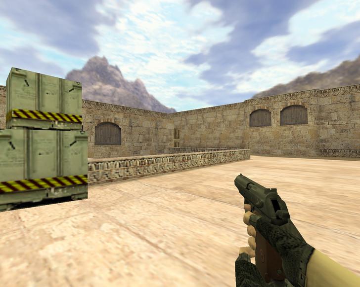 «Пистолет Макарова» для CS 1.6