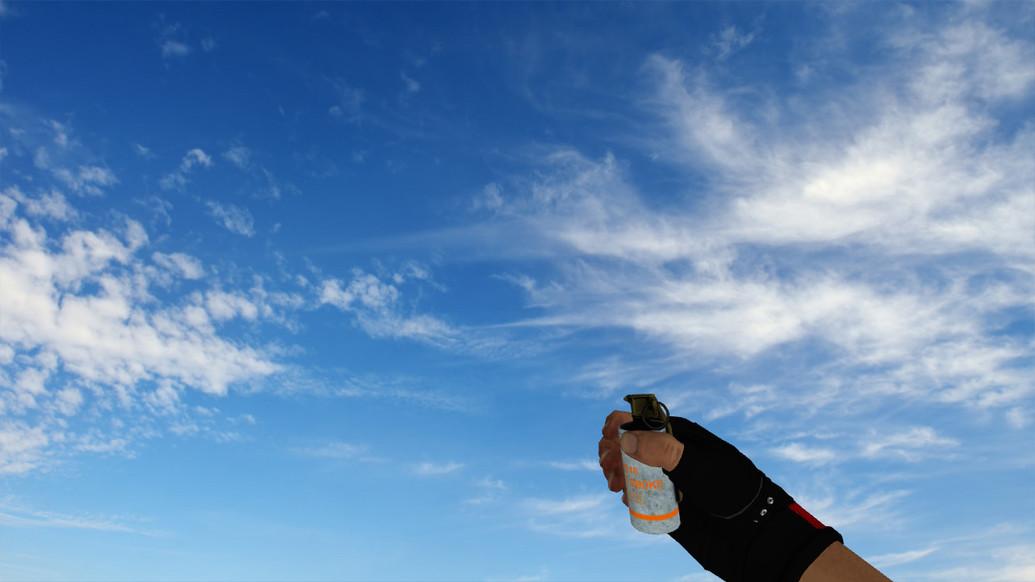 «Пак оружия из CS GO с ручной анимацией осмотра» для CS 1.6
