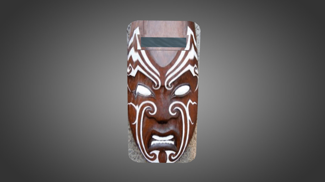 «Maori Mask for Shields» для CS 1.6