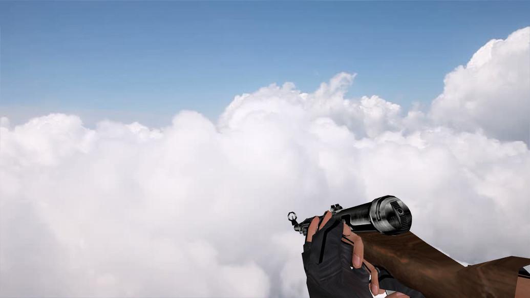 «Maschinenpistole 41» для CS 1.6
