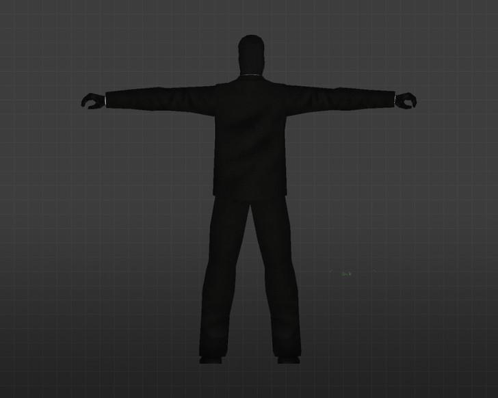«Маска и галстук» для CS 1.6