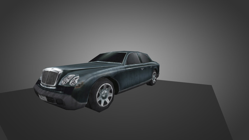 «Maybach 62S Zeppelin» для CS 1.6