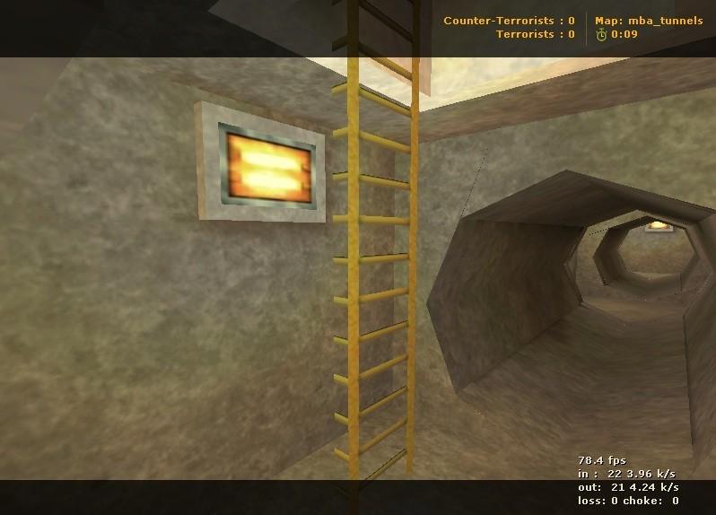 «mba_tunnels» для CS 1.6