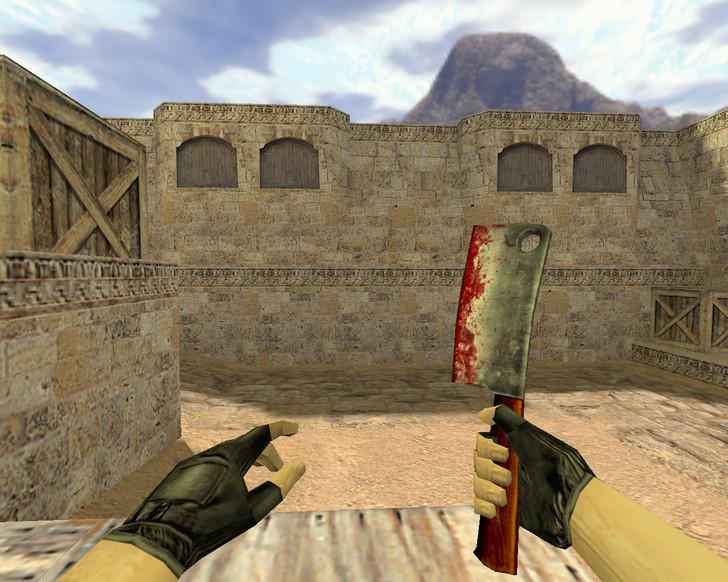 «Мясной нож» для CS 1.6